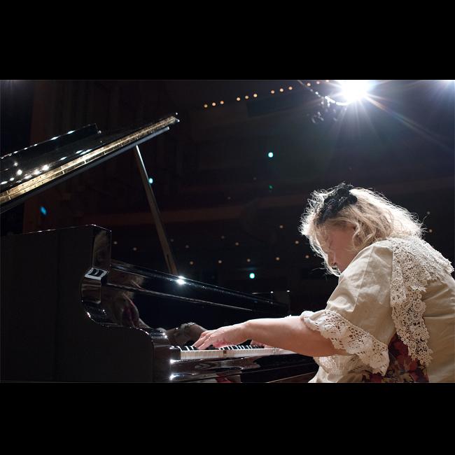 フジコ・ヘミング&東京交響楽団 [6/21石川]